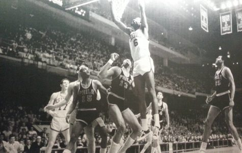 November 16- Bill Russell gets 49 rebounds in a game