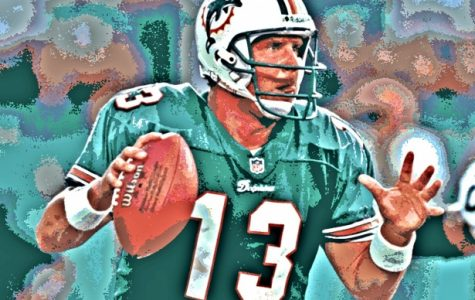December 1- Dan Marino reaches 3,000 yards in a season for the 8th time in his career