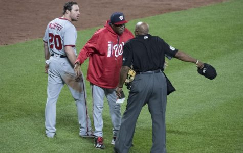 November 6- Dusty Baker wins NL manager of the year