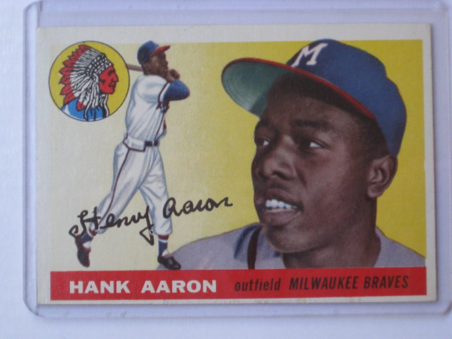Hank+Aaron+was+traded+to+the+Brewers+on+this+day+in+1974