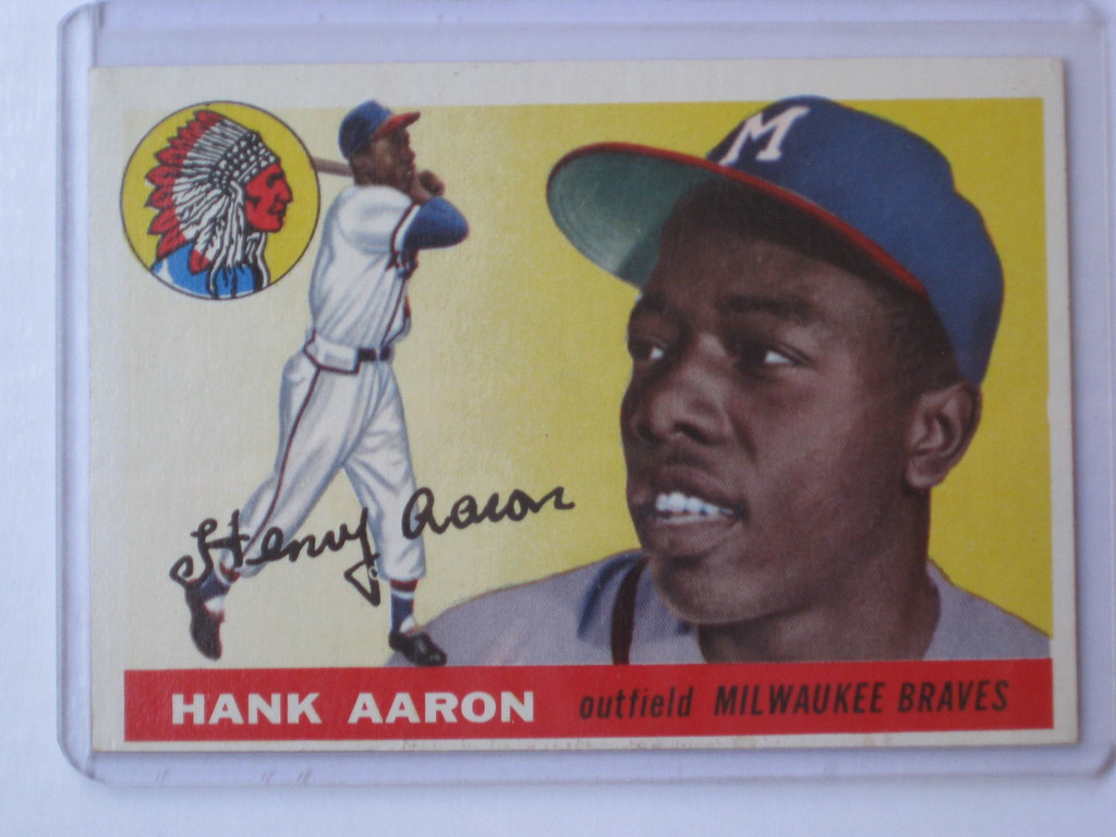 Hank Aaron was traded to the Brewers on this day in 1974