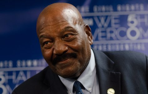 November 24- Jim Brown sets Browns record for most yards rushed in a game