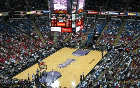 November 8-Kings play first game in Arco arena
