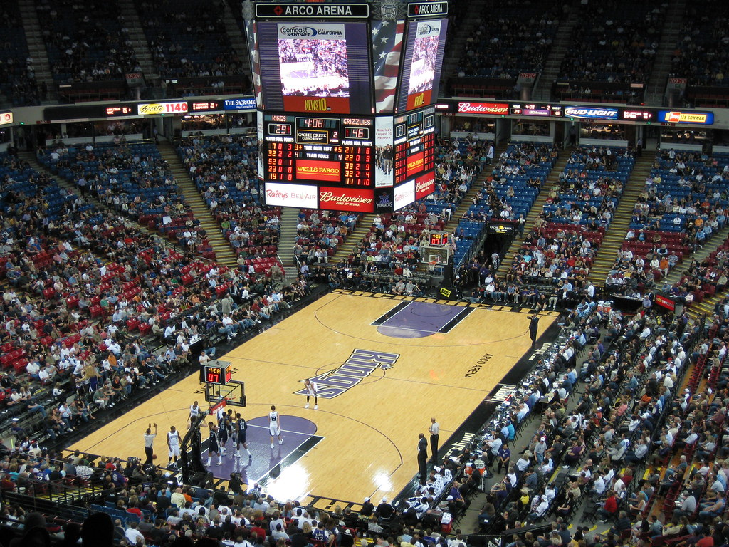 The Kings played their first game in Arco arena on this day in 1988