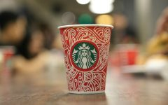 Christmas time means new Starbucks drinks
