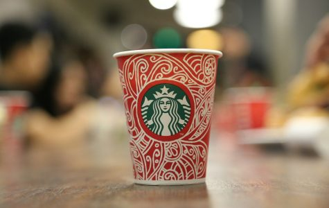 Christmas time means new Starbucks drinks