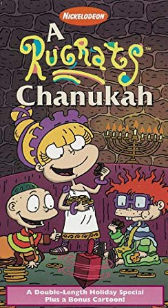 Rugrats Chanukah is ahead of its time