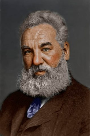 """Concentrate all your thoughts upon the work in hand. The sun's rays do not burn until brought to a focus. "" - Alexander Graham Bell"