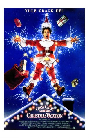 National Lampoon Christmas Vacation has comedic moments