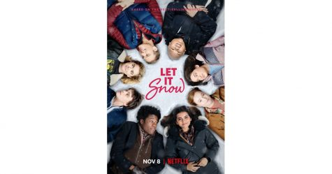New Netflix movie, Let It Snow