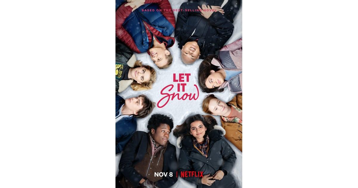 New Netflix movie, Let It Snow