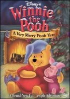 Exciting for the the holidays, Pooh bear and friends get together for some festive fun.