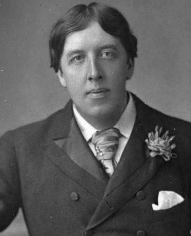 Author Oscar Wilde was known for his acclaimed works including The Picture of Dorian Gray and The Importance of Being Earnest, as well as his brilliant wit, flamboyant style and infamous imprisonment for homosexuality.