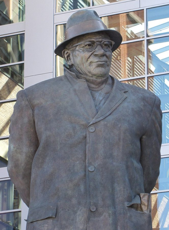 Vincent Thomas Lombardi was an American football player, coach, and executive in the National Football League