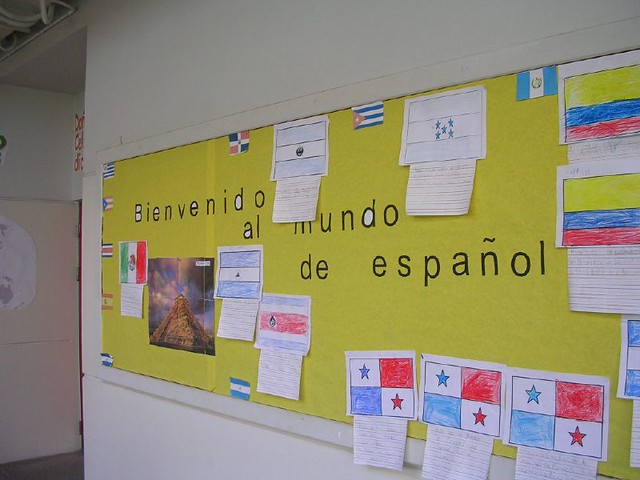 Christian is a autodidact, he learned how to speak Spanish on his own.