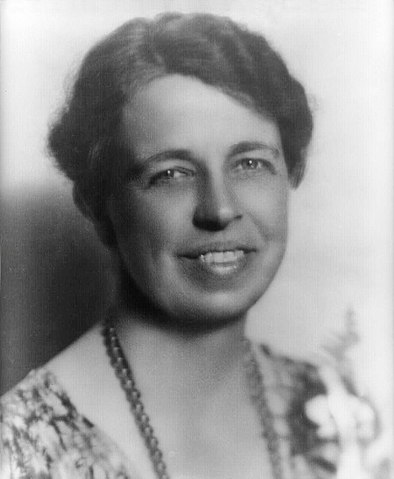 Anna Eleanor Roosevelt was the longest-serving First Lady throughout her husband President Franklin D. Roosevelt's four terms in office