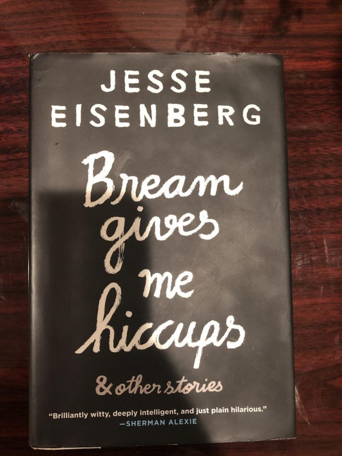 Jesse Eisenberg is a full time actor and now a part time author book review