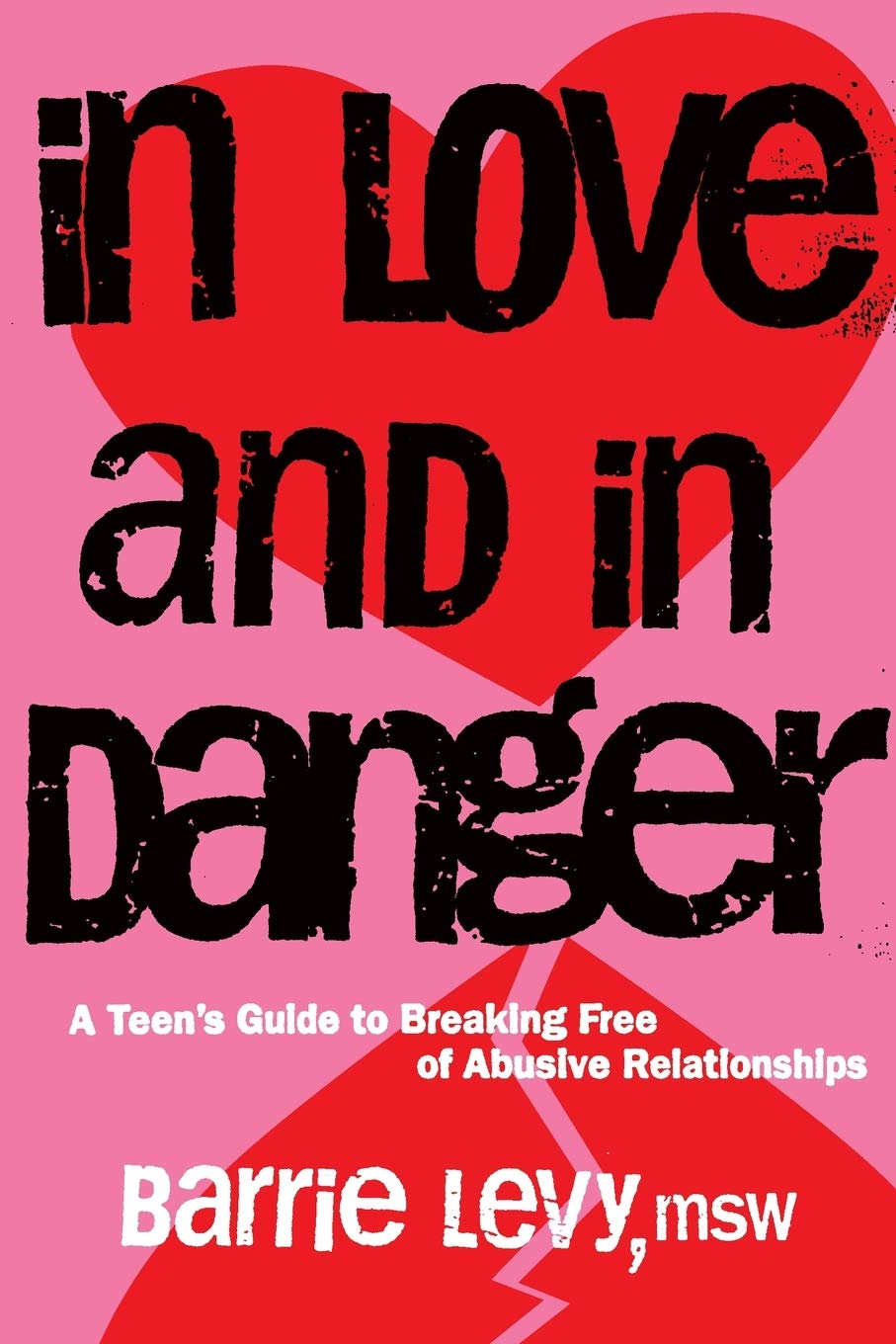 Published in 1993 , In Love and In danger guides teenagers through abusive relationships