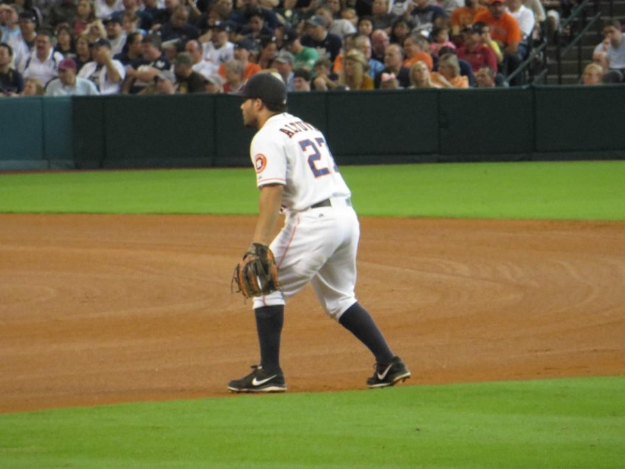 Punishments+have+been+handed+out+to+Jose+Altuve+and+the+Houston+Astros%2C+but+many+feel+like+the+punishments++are+too+light
