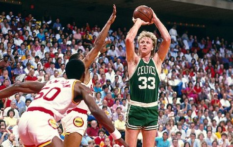 January 18- Larry Bird returns to Boston as Pacers head coach