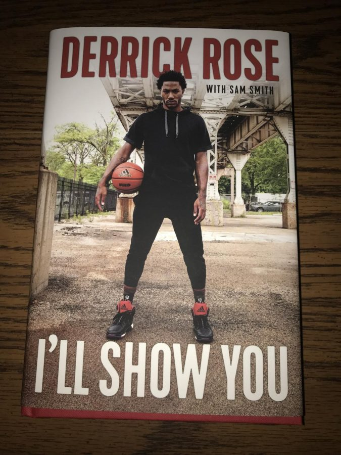 """I'll show you"" the inspiring story of Derrick Rose is a must read"