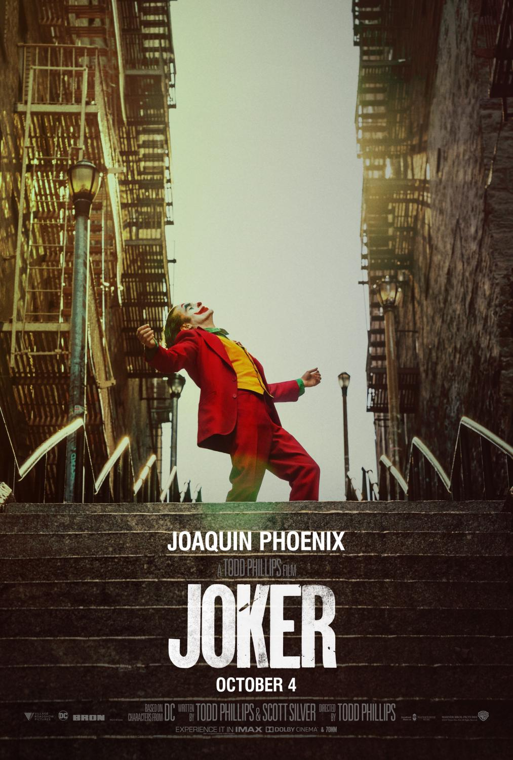 Because of Joaquin Phoenix's unnerving performance, he won the Golden Globe Award for Best Actor in a Motion Picture - Drama.