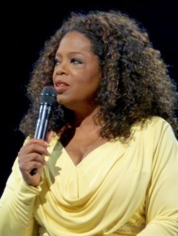 """I believe that the only courage anybody ever needs is the courage to follow your own dreams."" –Oprah Winfrey"