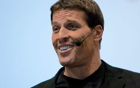 Tony Robbins is a catalyst for change and a strategist for success.