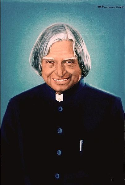 APJ Abdul Kalam came to be known as the Missile Man of India for his work on the development of ballistic missile and launch vehicle technology.