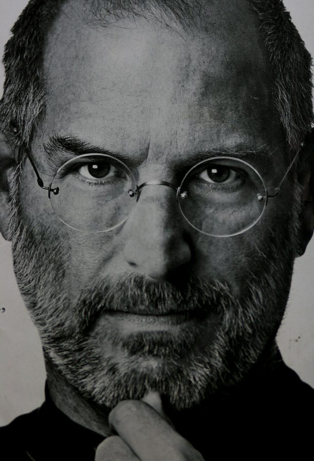 Steven+Paul+Jobs+was+an+American+inventor%2C+designer+and+entrepreneur+who+was+the+co-founder%2C+chief+executive+and+chairman+of+Apple+Computer.