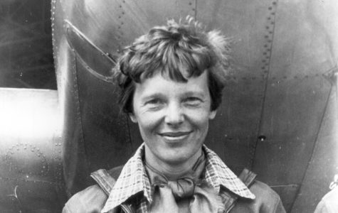Amelia Mary Earhart was an American aviation pioneer and author. Earhart was the first female aviator to fly solo across the Atlantic Ocean. She set many other records, wrote best-selling books about her flying experiences, and was instrumental in the formation of The Ninety-Nines, an organization for female pilots.
