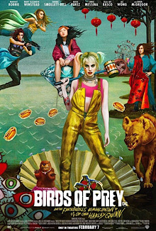 Because of this movie's terrible box-office opening, Birds of Prey was re-titled as, Harley Quinn: Birds of Prey.