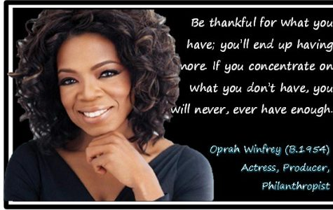 Oprah Gail Winfrey is an American media executive, actress, talk show host, television producer, and philanthropist.