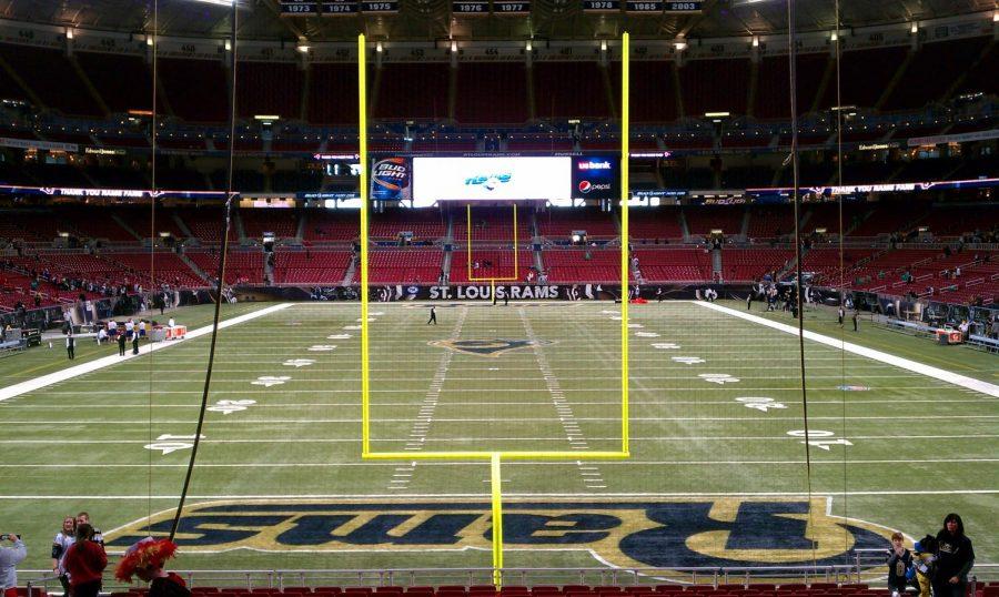 February 22- Modern goalpost is standardized in NFL