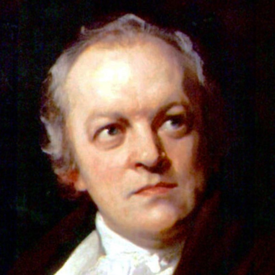 William Blake the author