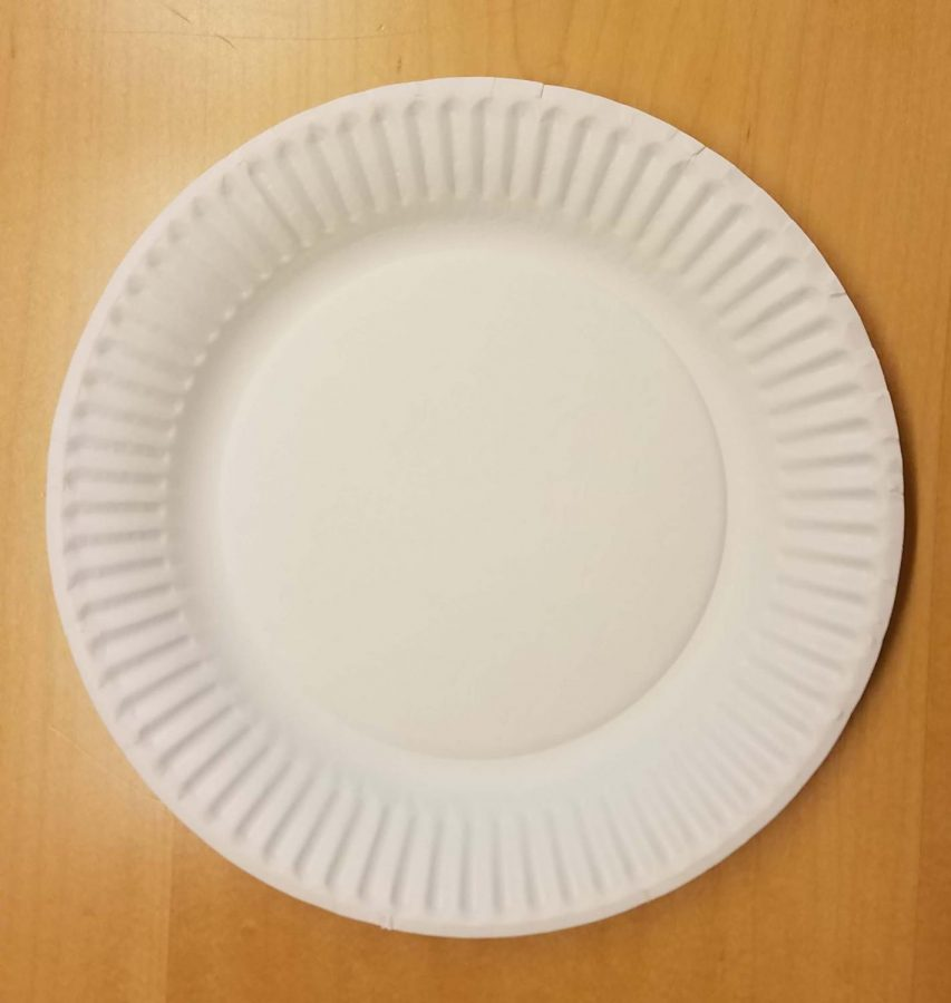 Clearing your plate helps clean