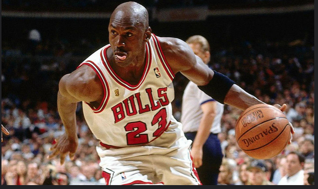 March 28- Michael Jordan scores 69 points