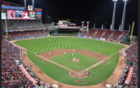March 31-Reds play first game at Great American Ball Park
