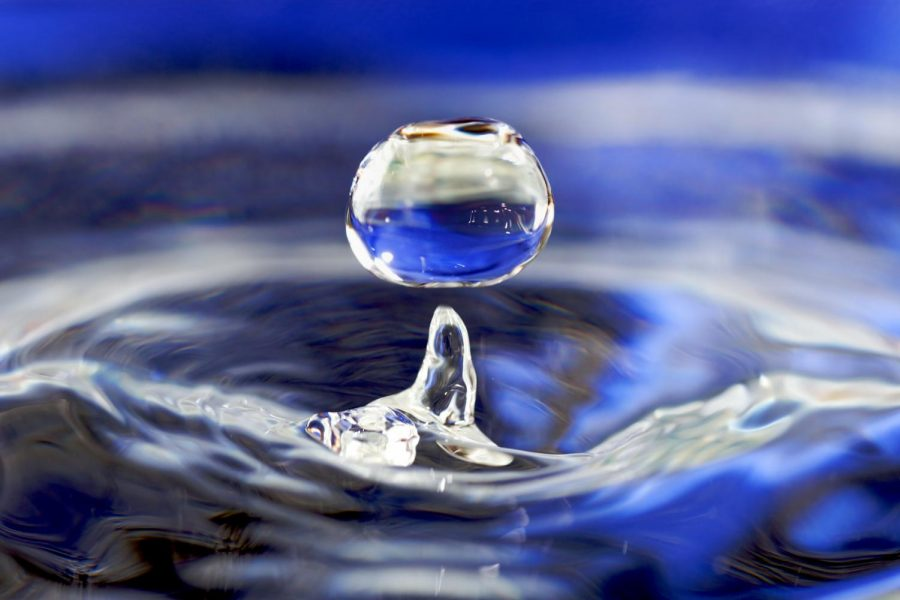A teaspoon of water weighs about 0.17 ounces