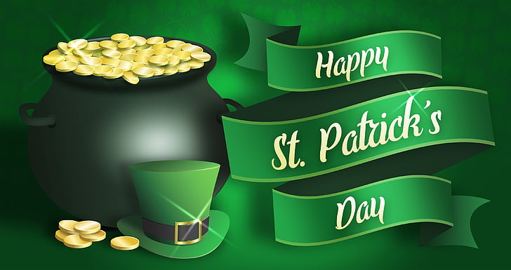 St. Patrick's Day is on March 17th every year