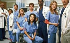 The cast of the famous medical drama,