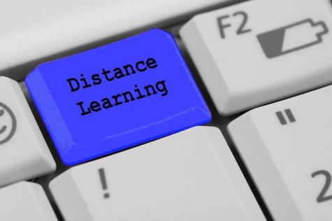 Distance learning has been put in place since the quarantine has started