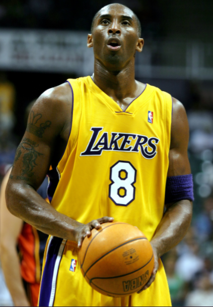 On April 4 Kobe Bryant, along with Tim Duncan and Kevin Garnett were elected into the baseball hall of fame.