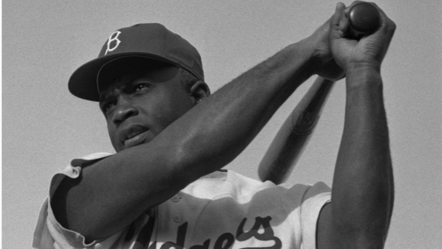 On this day in 1947 Jackie Robinson made his MLB debut