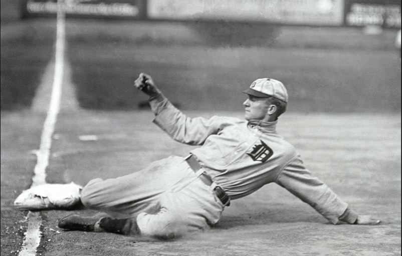 On this day in 1904 Ty Cobb made his pro debut