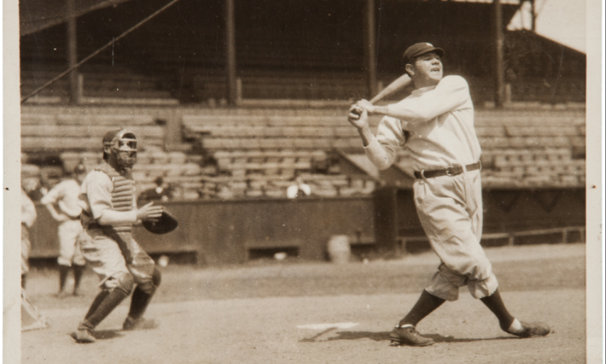 On this day in 1914 Babe Ruth made his MLB debut