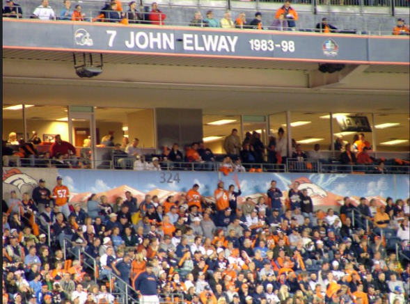 On this day in 1983 John Elway was drafted by the Colts