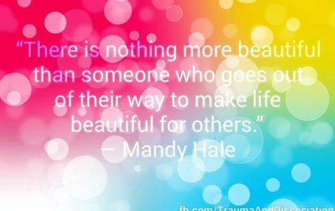 Mandy Hale.