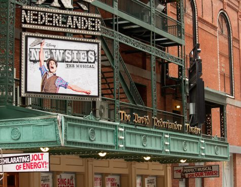 Newsies on Broadway seized the day with its performance