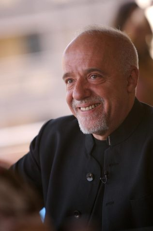 Paulo Coelho de Souza is a Brazilian lyricist and novelist, best known for his novel The Alchemist. In 2014, he uploaded his personal papers online to create a virtual Paulo Coelho Foundation.